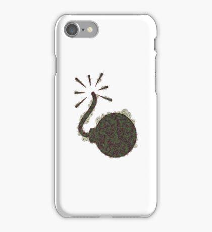 Fruit & Vegetable Bomb iPhone Case/Skin