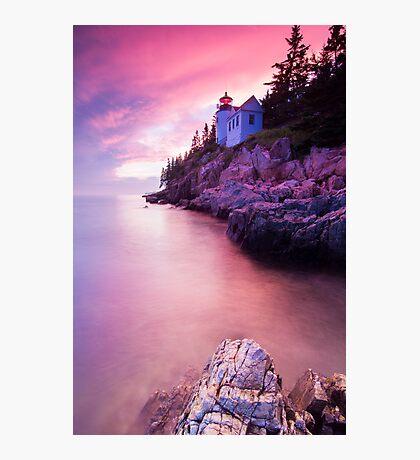 Acadia Sunset Photographic Print