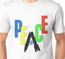 Peace- Soviet Propaganda Poster Unisex T-Shirt