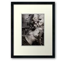 Minx Framed Print