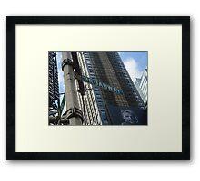 New York City - Broadway  Framed Print