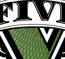 GTA V  Sticker