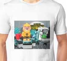 Lego Breaking Bad Laboratory Unisex T-Shirt