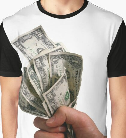 FISTFUL OF DOLLARS Graphic T-Shirt