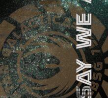 Battlestar Galactica - So Say We All Sticker