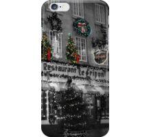 Joyeux Noël iPhone Case/Skin