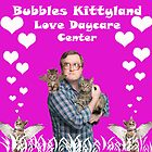 Bubbles Kittyland Love Daycare Center by Geoffgroth