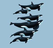 The Tenerife Orcas Unisex T-Shirt