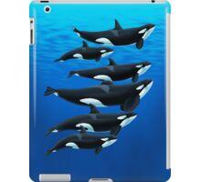 The Tenerife Orcas iPad Case/Skin