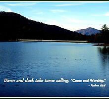 Come and Worship by Paula Tohline  Calhoun