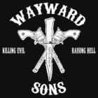 Supernatural - Wayward Sons by fixedinpost