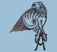 Angel's Tattoo Baby Tee