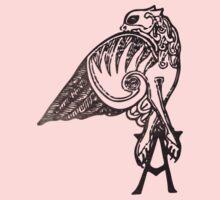 Angel's Tattoo One Piece - Long Sleeve