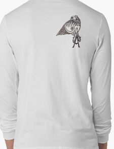 Angel's Tattoo Long Sleeve T-Shirt