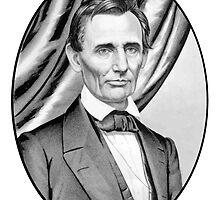 Abraham Lincoln by warishellstore