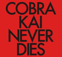 Cobra Kai Never Dies 2 by pscotteton