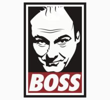 The Boss  by BadReplicant
