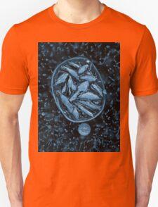 Icebubble 1 blue Unisex T-Shirt