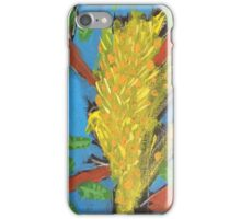 Bottle Brush by Portia Medley iPhone Case/Skin