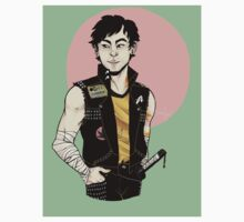 Punk!Sulu Green by lovelynobody