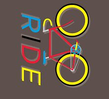 RIDE - BIKE Unisex T-Shirt