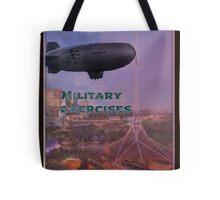 military exercises Tote Bag