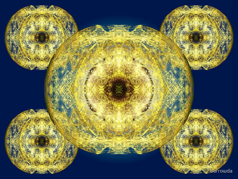 Tut63#2:  Golden Globes (G1374) by barrowda