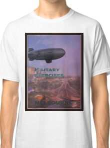 military exercises Classic T-Shirt