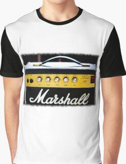 marshall 80's Lead 12 amp... Graphic T-Shirt