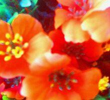 IPAD/3 - Floral by haya1812