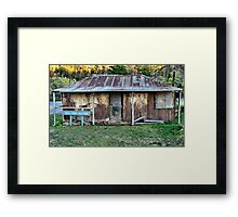 Hooter's Travels # 11 - Hill End NSW Australia Framed Print