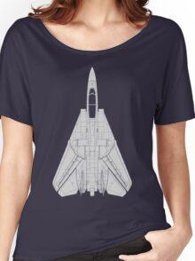 Grumman F-14 Tomcat Women's Relaxed Fit T-Shirt
