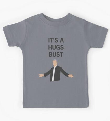 HUGS BUST Kids Tee