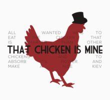 That Chicken is Mine by queerandnerdy