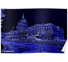 US Capitol Poster