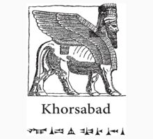 Khorsabad (lamassu) by Collective0013