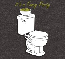 It's a fancy party Britta by d3mentia