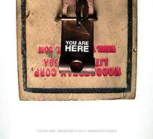 """""""You Are Here"""" (Mousetrap V2) by Keith Miller"""