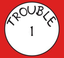 Trouble 1 by Sakena