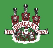 Duncan's Toy Chest by clayorrnot