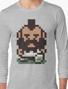 Mr. T ... Is that you? Earthbound / Mother 2 Long Sleeve T-Shirt