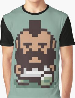 Mr. T ... Is that you? Earthbound / Mother 2 Graphic T-Shirt