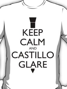 Castillo Glare (Miami Vice) T-Shirt