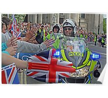 The British Olympic Spirit - London 2012 Poster