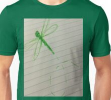 Pen Dragonfly Unisex T-Shirt