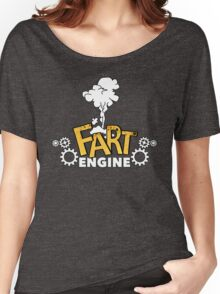 Fart Engine Hilarious Women's Relaxed Fit T-Shirt