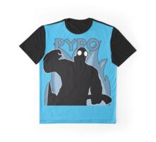 BLU Pyro - Team Fortress 2 Graphic T-Shirt