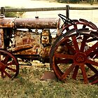 """""""Fordson Tractor"""" by rjorg"""