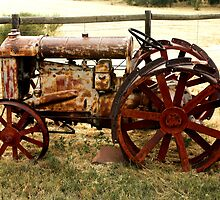 """Fordson Tractor"" by rjorg"