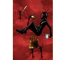 ?????WORKER ANTS PREPARING BREAKFAST FOR QUEEN ANT IPHONE CASE ????? by ✿✿ Bonita ✿✿ ђєℓℓσ